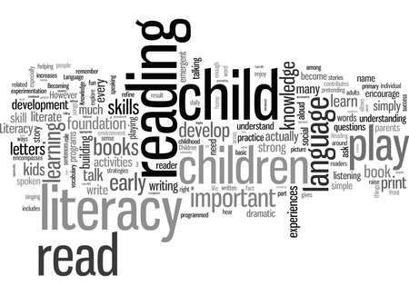 Lessons in literacy How to raise a reader