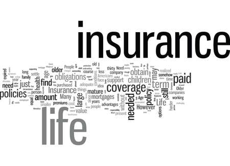 Life Insurance Over Over Age Or Even Age