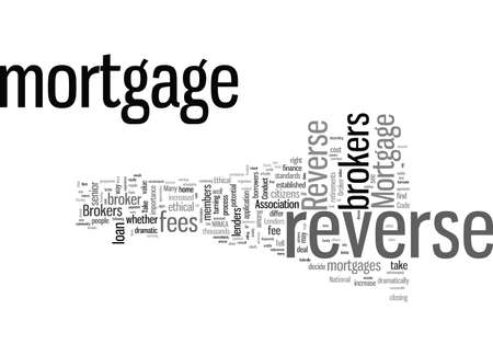 Reverse Mortgage Brokers Don t Settle For Less Than The Best Çizim