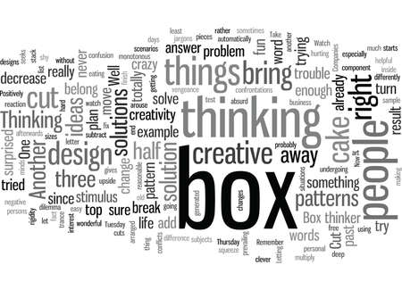 learn to think outside the box dlvy