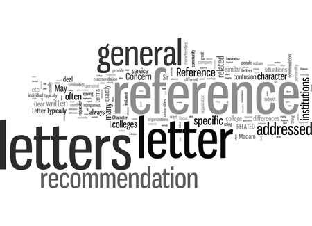 Definición de cartas de referencia