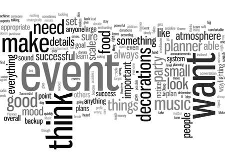 Learn What It Takes To Be A Successful Event Planner