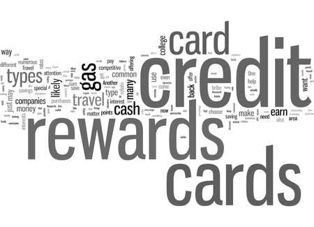 Rewards Credit Cards And You