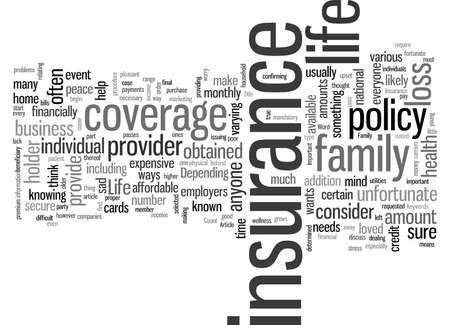 L'assurance-vie Pourquoi c'est important pour votre famille