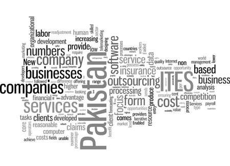 Servizi abilitati IT offshore dal Pakistan