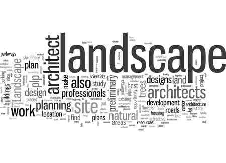 landscape architect plp
