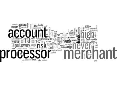 Offshore High Risk Merchant Account