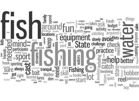Learn To Fish It s Fun