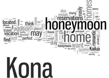 Kona Homes Perfect For Honeymooners