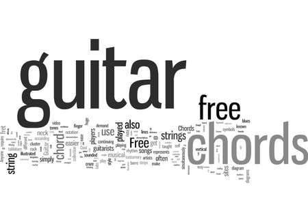 Know Your Free Guitar Chords