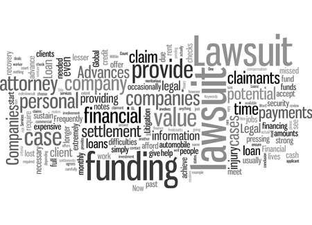 Lawsuit Loan Companies