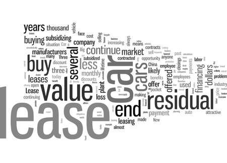 Een auto leasen of kopen Eerst leasen en dan aan het einde van de lease met korting kopen