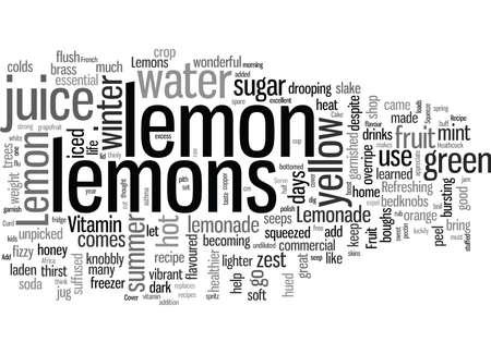 Les citrons ajoutent du piquant à la vie