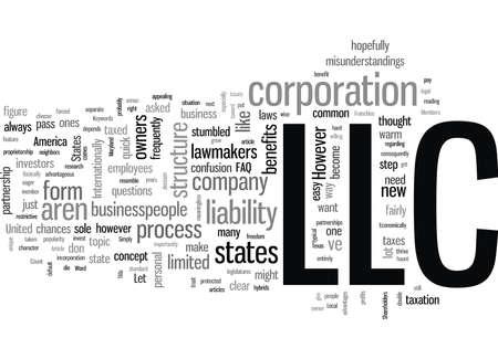 LLC FAQ 向量圖像
