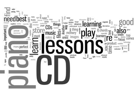 learn piano by cd