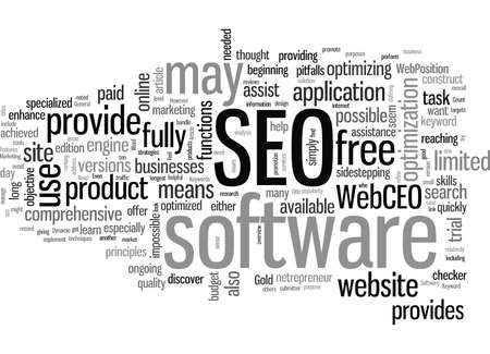 SEO Software And You 일러스트