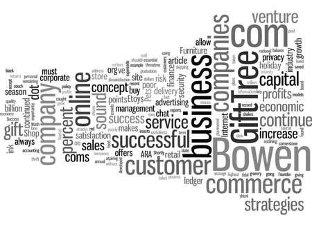 Dot Com di successo offre strategie per il successo