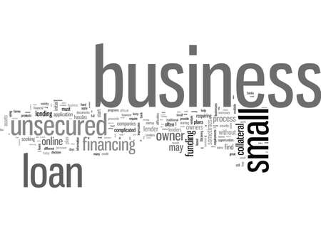 Start Or Expand Your Business With Unsecured Loans