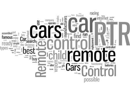 RTR Remote Control Cars Çizim
