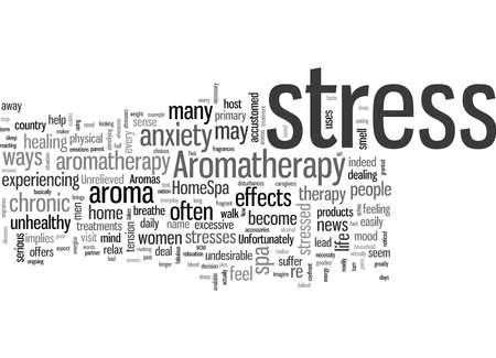 Stress Hoe aromatherapie de effecten ervan kan bestrijden