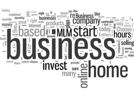 Start up Ideas for Your Home Based Business