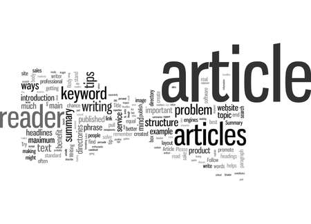 Structure Your Article for Maximum Impact