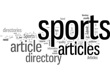 Sports Articles