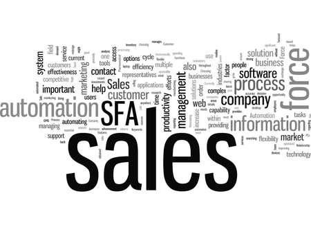 Processo di vendita Cosa puoi automatizzare Vettoriali