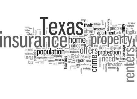 Texas Renters Insurance