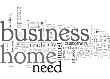 Are You Ready For A Home Business