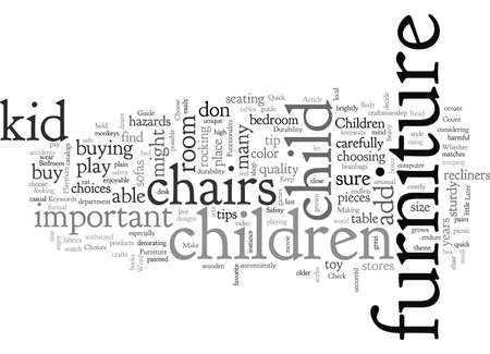 A Quick Guide to Children s Furniture for the Bedroom or Playroom