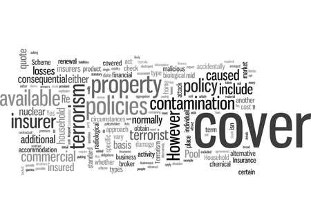 Terrorisme Actes de terrorisme Quand l'assurance répondra-t-elle