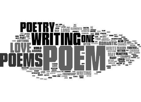 Word Cloud Summary of Long Live The Love Poem Article