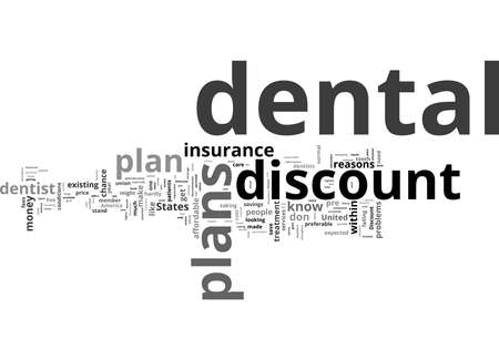 Word Cloud Summary of DentalPlan2 Article