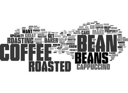 Word Cloud Summary of Great Cappuccino Article