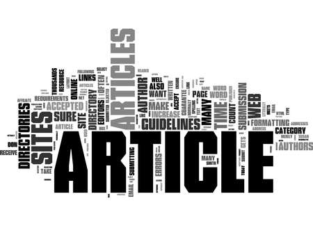 Word Cloud Summary of How To Guarantee Your Article Gets Published Article