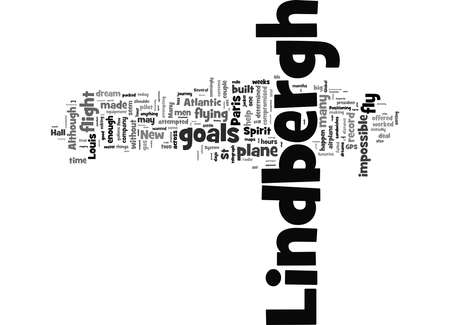 Word Cloud Summary of No GPS for Lindbergh Article