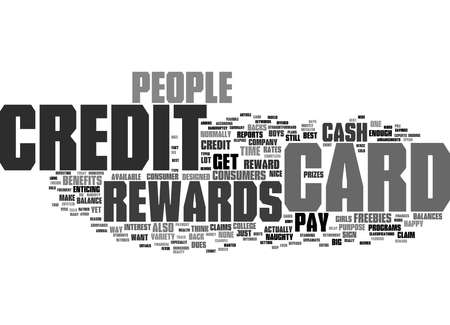 Word Cloud Summary of The Best Credit Card Reward For Those Who Had Been Naughty And Nice Article