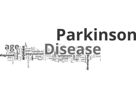 Word Cloud Summary of Who Gets Parkinson s Disease Article