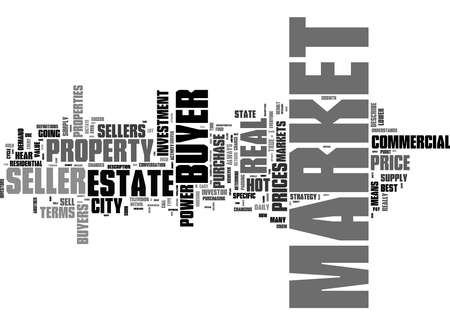 Word Cloud Summary of The True Story About A Buyer s Market Article