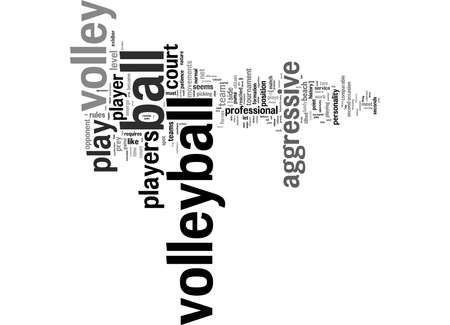 Word Cloud Summary of article Vollyball The Physical Sport
