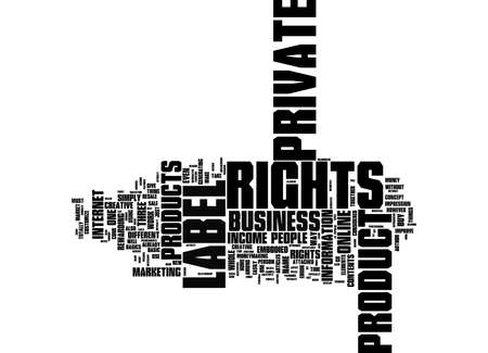 Word Cloud Summary of article What Is Private Label Rights and Why Do People Use It