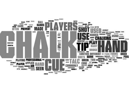 Word Cloud Summary of why use chalk Article