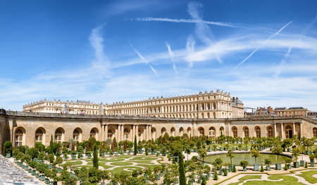 The Royal Palace in Versailles, VERSAILLES, FRANCE