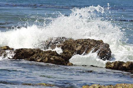 crashing wave Stock Photo - 11220924