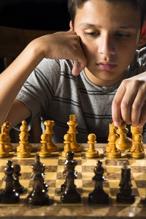Chess game Stock Photo - 22226750