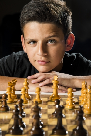 chess game Stock Photo - 22226753