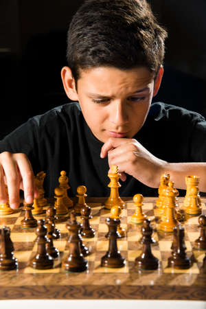 chess game Stock Photo - 22226754
