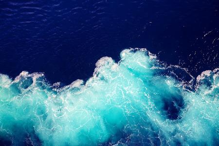 water wave: wave ocean water background.