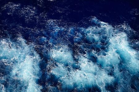 wave ocean water